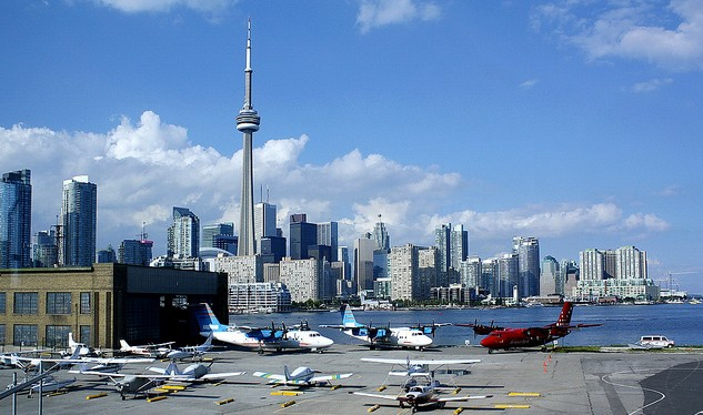 Car Rental Billy Bishop Toronto City Airport Book Online Now
