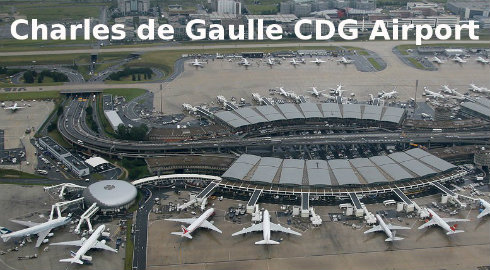 CDG-airport