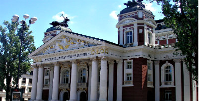 IvanVazov-National-Theatre