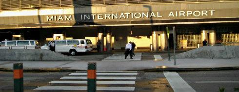 Alamo Car Rentals Miami International Airport