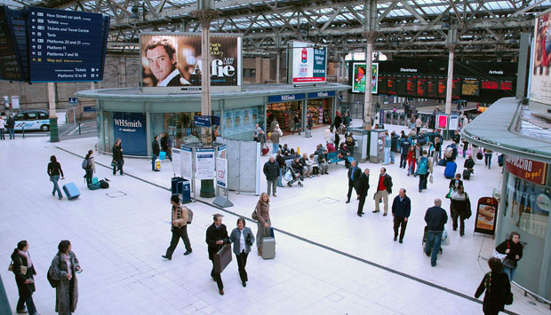 Car Hire Edinburgh Railway Station