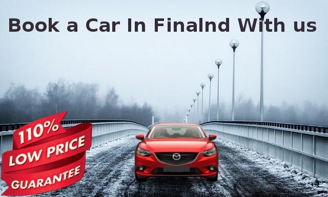 Vaasa Airport Car Rental