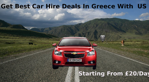 Greece-car