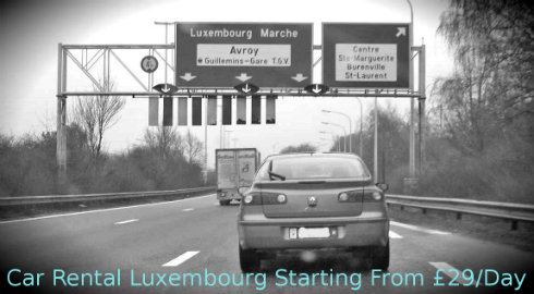 luxembourg- cars